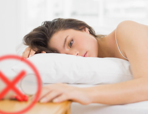 Falling Asleep Without Pills