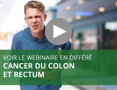 Webinaire : Cancer du colon et rectum