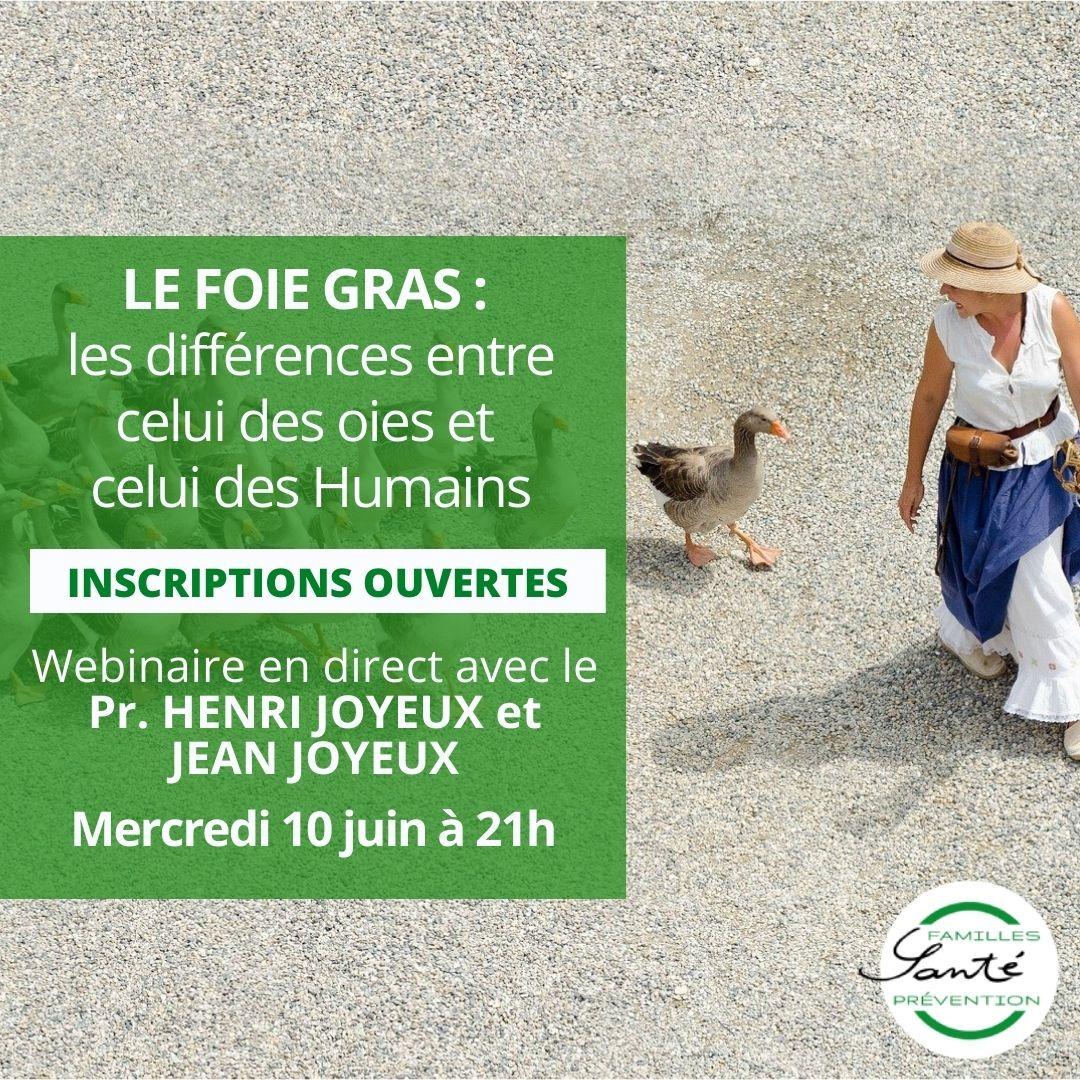 Le foie gras : les différences entre celui des oies et celui des Humains