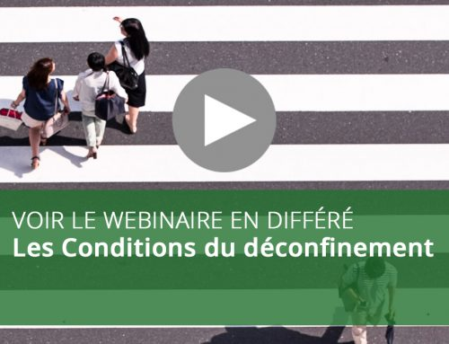 Webinaire : Les Conditions du déconfinement