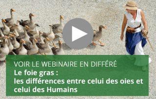 Le foie gras - les différences entre celui des oies et celui des Humains