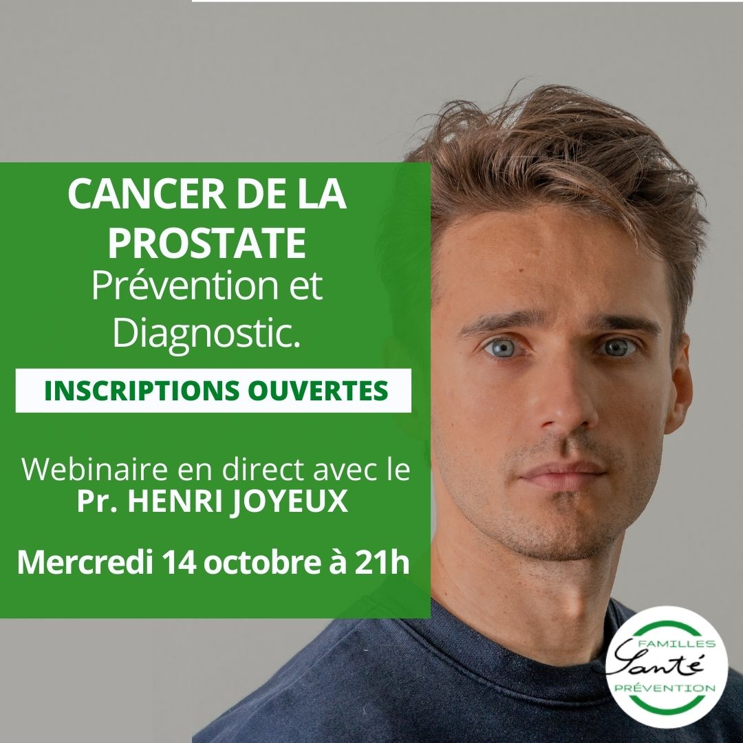 Cancer de la Prostate: Prévention, Diagnostic