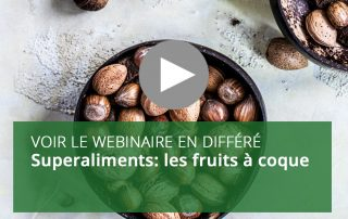 Superaliments: les fruits à coque