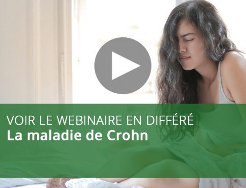 Webinaire : La maladie de Crohn