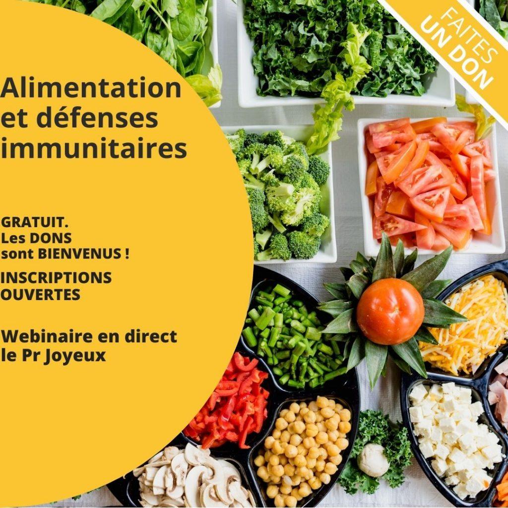 Alimentation et défenses immunitaires