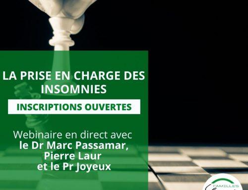 Webinaire :  LA PRISE EN CHARGE DES INSONMIES